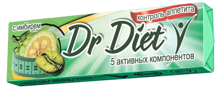 жвачка для похудения DrDiet